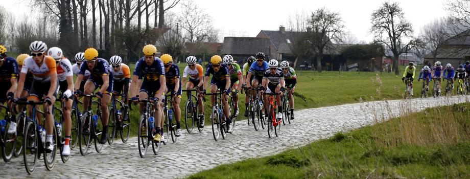 Omloop van de Braakman 2013: 30 maart