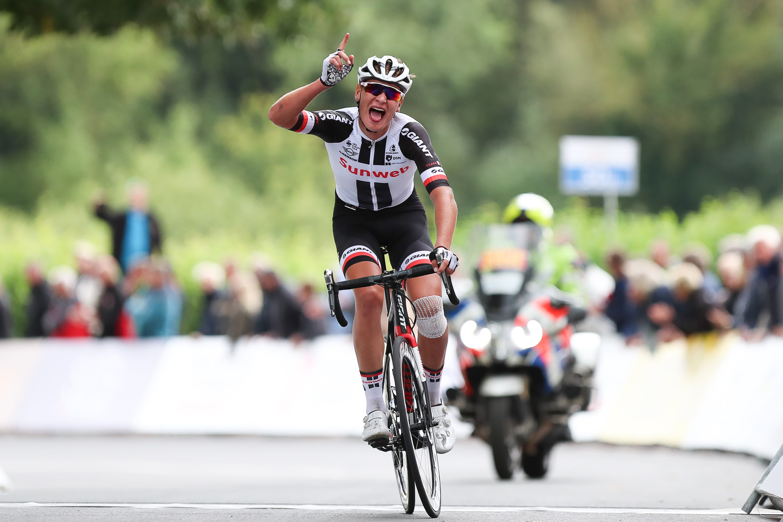 Winst slotrit Olympia,s Tour 2017