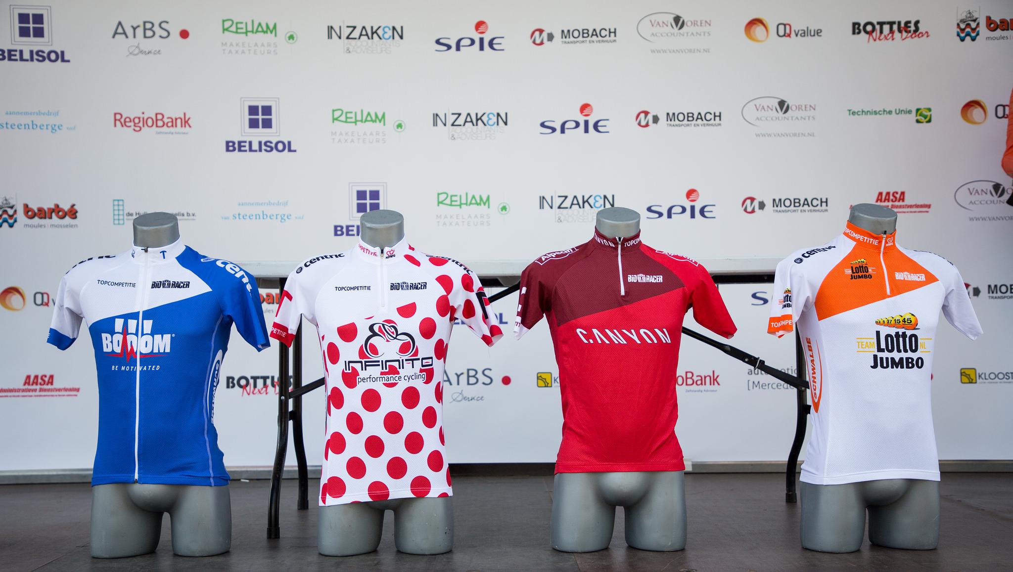 Sponsor board podium 2017