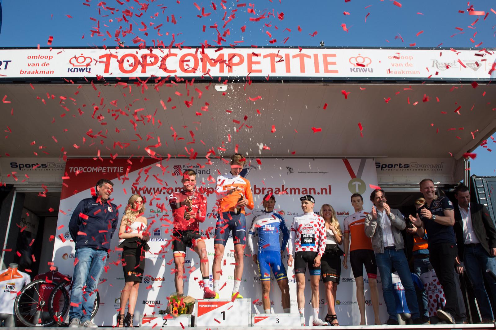 Winnaar Omloop 2017